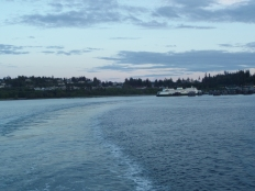 Headed to the islands
